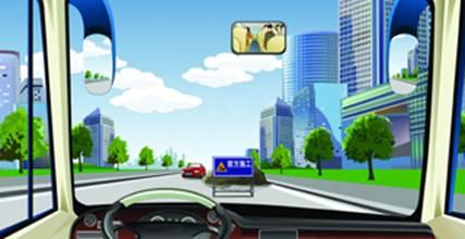科目四考试题库 第1张-库车驾校排名-报名电话-价格表-考驾照流程-科目考试技巧